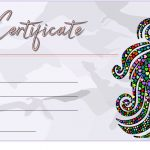 Hair Salon Gift Certificate Template 6