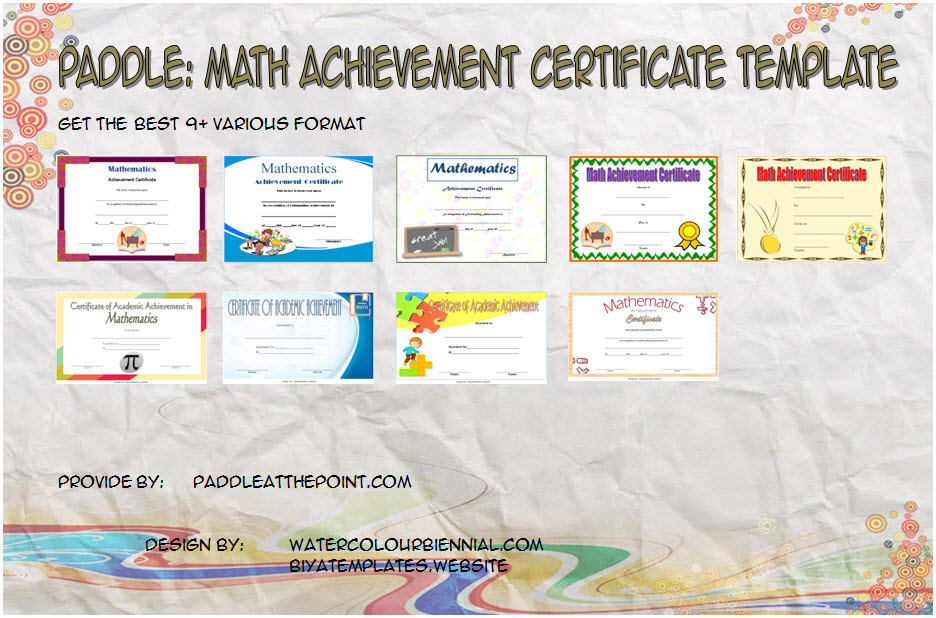 math achievement certificate printable, mathematics achievement certificate, free editable maths certificates, math achievement award certificate templates, outstanding math achievement certificate, math whiz award certificate, math excellence award certificates, math certificate template word