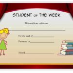 Student Of The Week Template 2