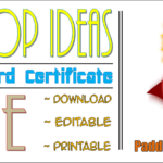 TOP 10+ Certificate Of Merit Award Templates FREE By Paddle