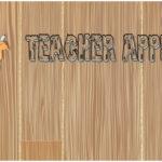 Teacher Appreciation Certificate Template By Paddle