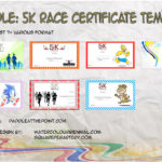 5K Certificate Templates By Paddle