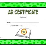 Accelerated Reader Certificate Templates
