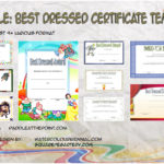 Best Dressed Certificate Templates By Paddle
