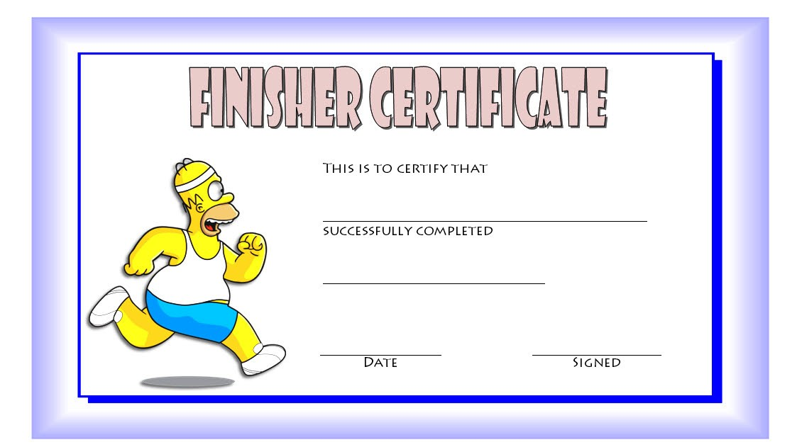 finisher certificate template, free running certificate templates, fun run certificate template, race certificate templates, marathon certificate template, running achievement certificate template, running certificate free download, 5k certificate template, running club certificate templates
