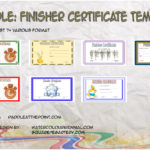 Finisher Certificate Templates By Paddle