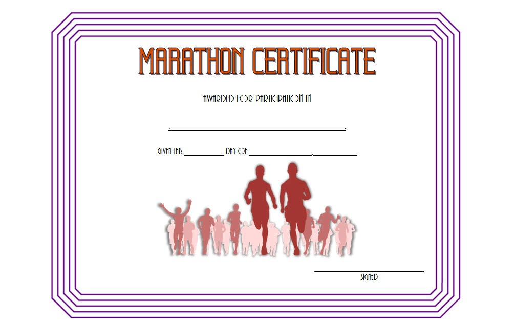 marathon certificate template, 5k race certificate template, racing certificate template, marathon finisher certificate template, certificate of participation in marathon, free running award certificate templates, certificate of participation template word, athletic certificate template, certificate of completion marathon, symposium certificate templates, race winner certificate