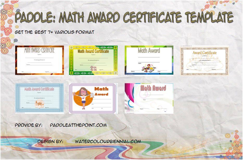 math award certificate template, math certificate template, best in math certificate template, math certificate template pdf, math certificate template word, a free editable math award certificate, math excellence award certificates