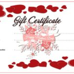 Mother's Day Gift Certificate Template 4
