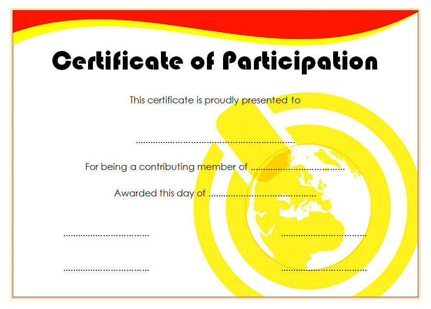participation certificate templates free printable, participation certificate templates, chili cook off participation certificate template, workshop participation certificate template, sports participation certificate template, certificate of participation template doc, science fair participation certificate template, certificate of participation pdf, conference participation certificate template, certificate of appreciation template, training participation certificate template, certificate of excellence template