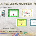 Star Reader Certificate Templates Paddle