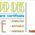 TOP 10 Bravery Award Certificate Templates 2020 FREE By Paddle