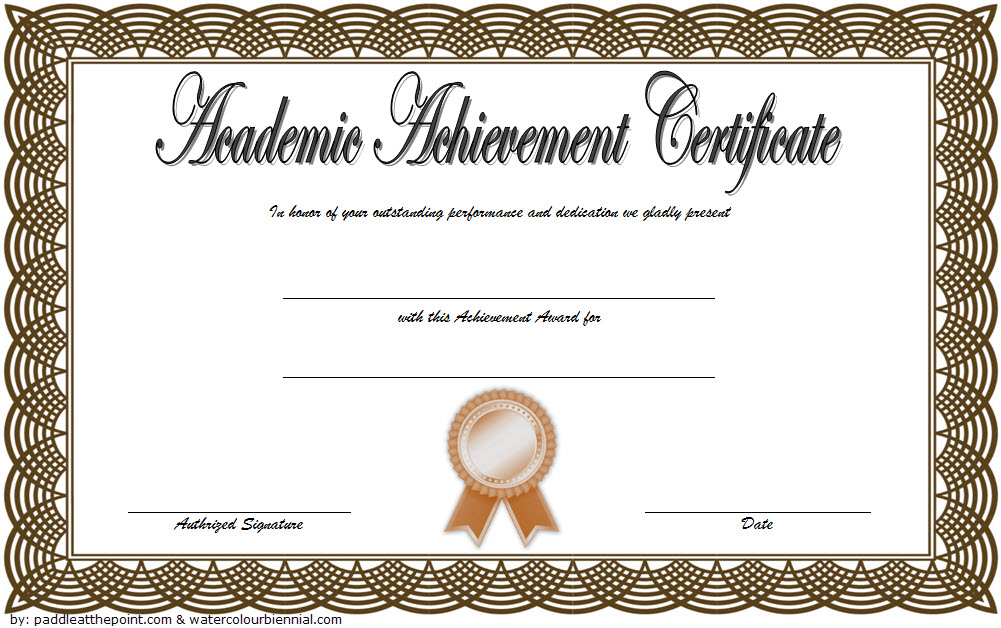 academic achievement certificate template, outstanding academic achievement award template, academic excellence award certificate template, certificate of achievement template, academic certificate template, long service award certificate template, certificate of completion template, school certificates for students