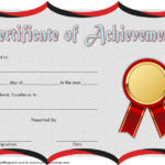 Academic Achievement Certificate Template 8