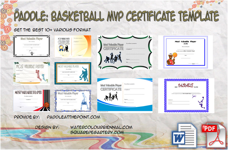 basketball mvp certificate template, most valuable player certificate basketball, most valuable player basketball players, editable mvp certificate, most valuable player award certificate, basketball certificate templates, basketball tournament certificate, sports day certificate template, printable mvp certificate template