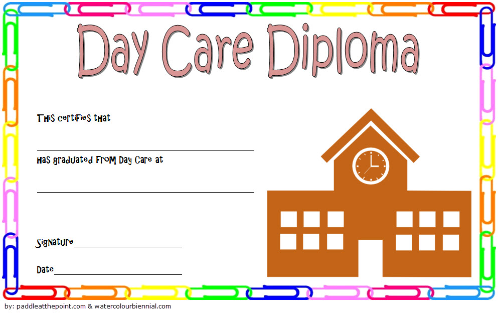 daycare diploma template free, daycare graduation diplomas, day care diploma certificates, free printable daycare diplomas, child care training certificates, child care certificate, free printable kindergarten certificate templates, free preschool diploma template word