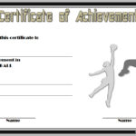 netball achievement certificate template, netball achievement certificates, netball certificate template free download, sports certificate template