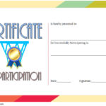 Netball Participation Certificate Templates – 7+ New Designs