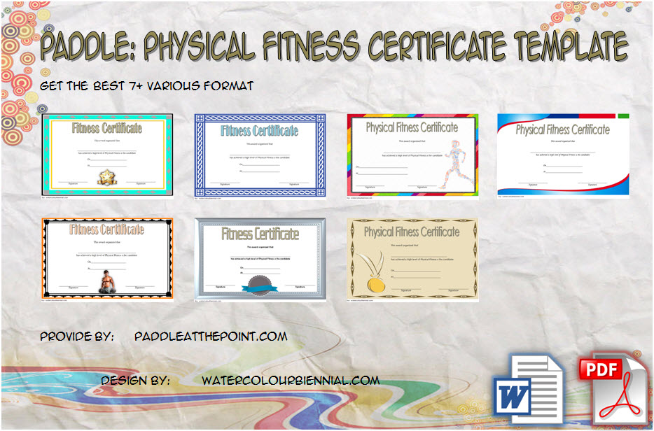 Download 7+ best ideas of Physical Fitness Certificate Templates for driving licence, police, medical, school admission, sick leave, fit to work, sports free!