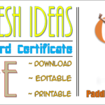 TOP 8 Dance Certificate Templates For Word FREE Download By Paddle