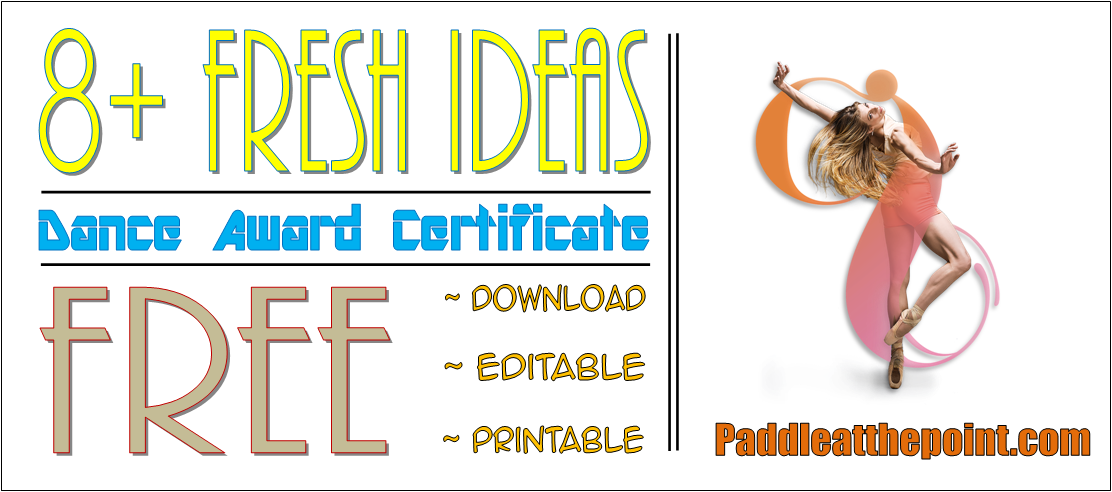 dance certificate templates for word, dance gift certificate template, dance award certificate template free, dance lesson gift certificate template
