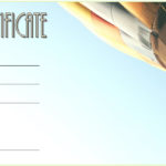 Travel Gift Certificate Template 2