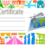 Travel Gift Certificate Template 9