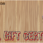 Travel Gift Certificate Template Ideas By Paddle