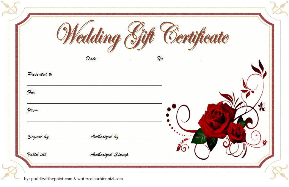free editable wedding gift certificate template, wedding anniversary gift certificate template, bridal gift certificate template, blank wedding gift certificate template, marriage certificate template, wedding shower gift certificate template, 50th wedding anniversary gift certificate template, golden wedding anniversary gift certificate template