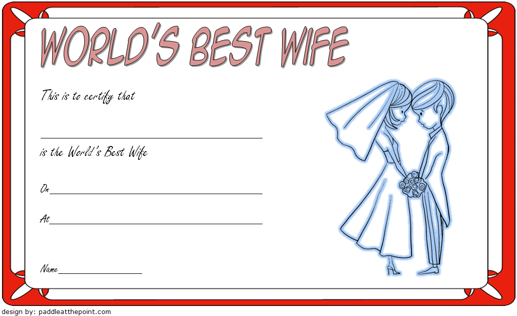 world's best wife certificate template, world's best certificate template, best wife award certificate, printable best wife certificate, best gift certificates for wife, best wife in the world certificate, world's best girlfriend certificate, anniversary gift for wife ideas, world's best lover certificate, valentine's day gift certificate ideas