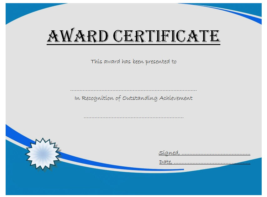 outstanding achievement certificate template, outstanding employee award certificate, outstanding leadership award certificate templates, lifetime achievement award template, certificate of achievement template free download, certificate of completion template word, long service award certificate template, certificate of appreciation template free download