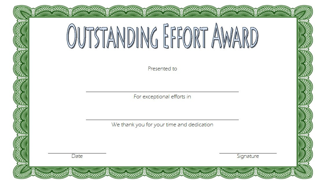 outstanding effort certificate template, effort award certificate template, good effort certificate template, outstanding student award certificate templates, certificate of appreciation editable format, great effort certificate template, long service award certificate template, excellent student award, certificate of achievement template free download, school certificates for students, certificate of merit sample