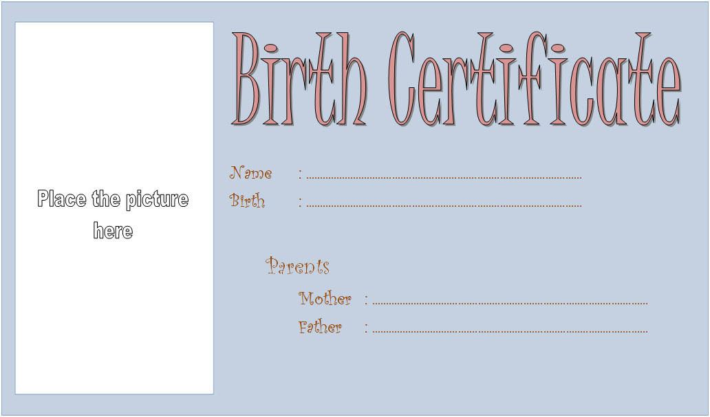 dog birth certificate template free, puppy birth certificate template word, birth certificate template for animals, cute birth certificate template, simple birth certificate template, birth certificate template free download, customizable birth certificate template