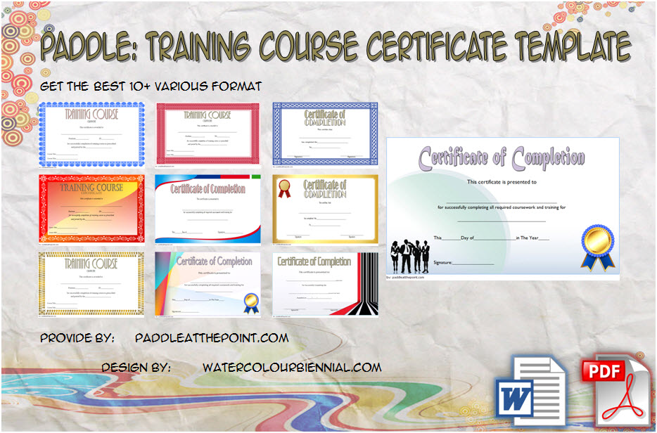 training course certificate templates, training course completion certificate template, industrial training certificate format pdf download, certificate of attendance template, computer training certificate format in word, company training certificate pdf, certificate of successful completion, leadership training certificate template