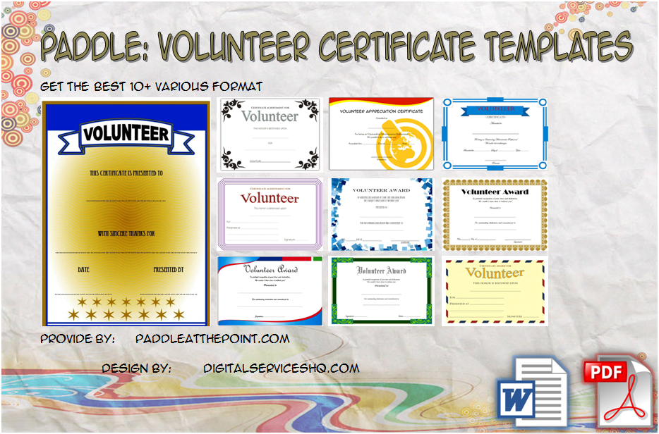 volunteer certificate templates, printable volunteer certificate, volunteer appreciation certificates free templates, free certificate templates for volunteer appreciation, volunteer certificate templates for word, volunteer hours certificate template, volunteer award certificate template, volunteer appreciation certificate template free, volunteer certificate templates free download