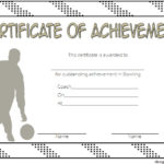 Bowling Certificate Template 5