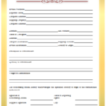 Certificate Of Origin Template 2