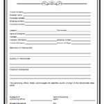 Certificate Of Origin Template 3