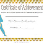 Martial Arts Certificate Template 7