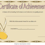 Martial Arts Certificate Template 8
