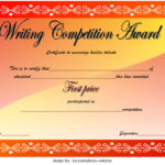 Winner Certificate Template – 10+ Remarkable Designs