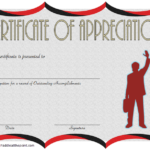 Employee Appreciation Certificate Template 6