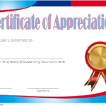 Employee Appreciation Certificate Template 7