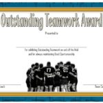Free Teamwork Certificate Templates – 10+ Great Choices
