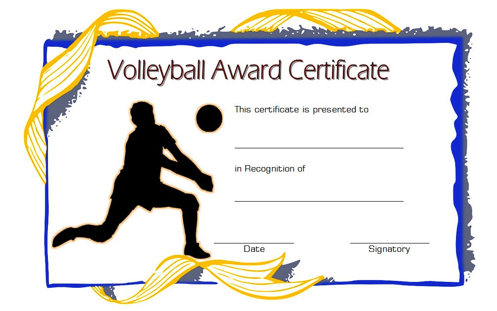 volleyball certificate template free, free volleyball certificate templates downloads, volleyball award certificate template free, volleyball certificate templates word, volleyball certificate editable template, volleyball winner certificate, volleyball camp certificate template, volleyball sport certificate templates, printable volleyball certificate templates