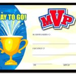 MVP Certificate Template – 10+ Superb Award Ideas