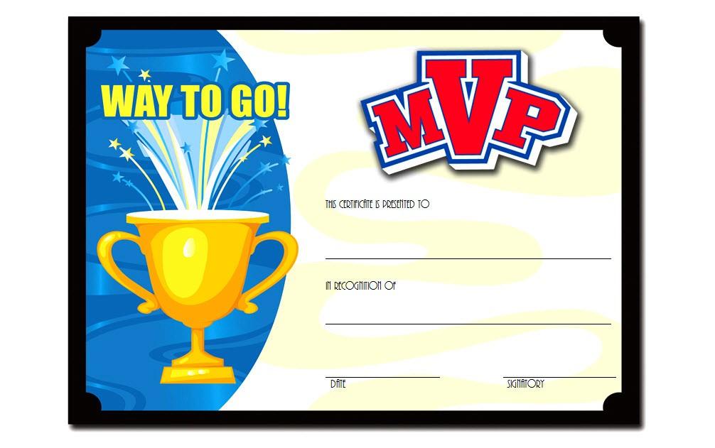 MVP Certificate Template 1