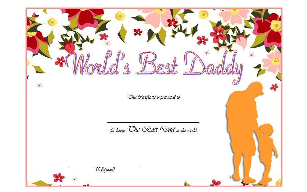 world's best dad certificate template, dad birthday gift certificate template, father's day gift certificate template, father's day certificate template free, father's day golf gift certificate template, happy father's day certificate template, father's day gift certificate template word, father certificate templates, greatest dad certificate template
