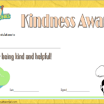 certificate of kindness, kindness certificate template, kindness award certificate, free printable kindness certificate, great kindness challenge certificate, random acts of kindness certificate template, editable kindness certificates, kindness certificate elementary