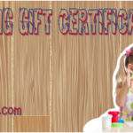 Free Printable Babysitting Gift Certificate Ideas By Paddle